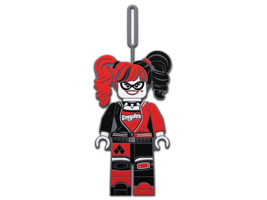 Брелок Lego Batman Movie Harley Quinn 51754