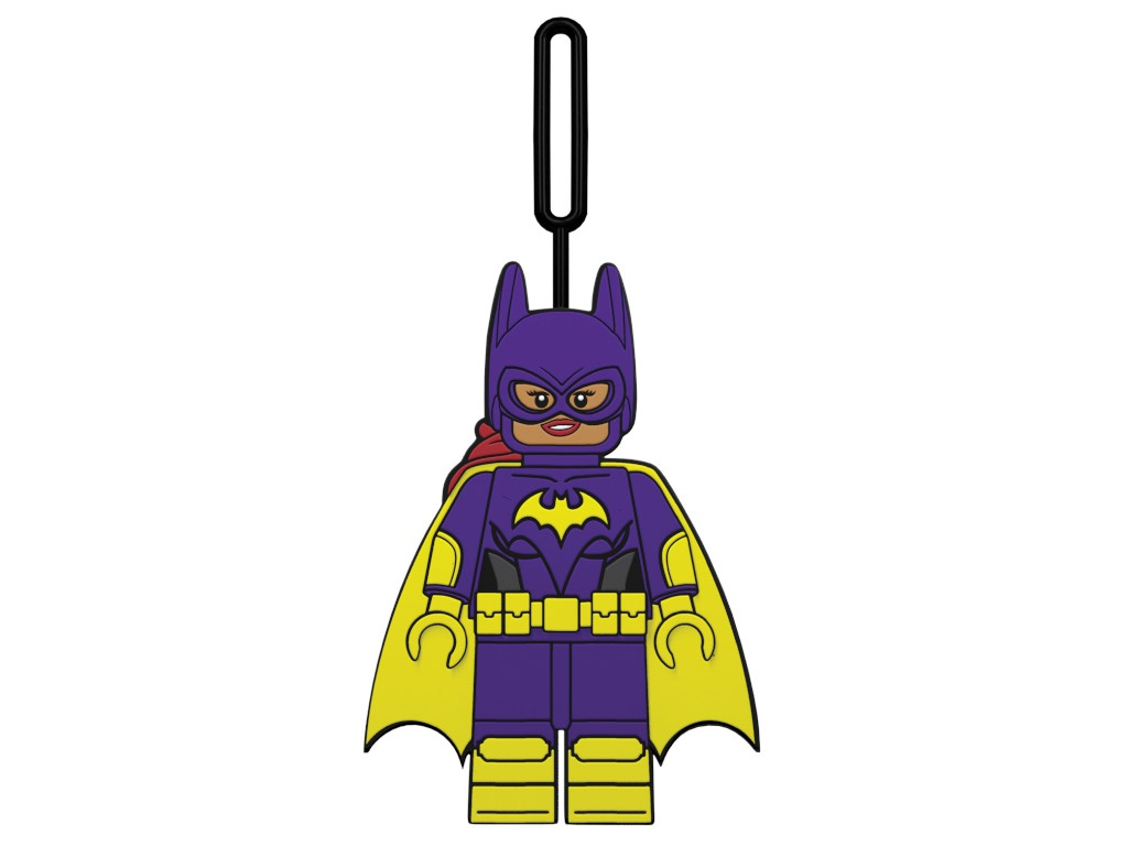 Брелок Lego Batman Movie Batgirl 51752