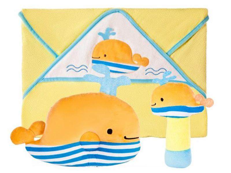 Набор Жирафики Веселый кит 939562