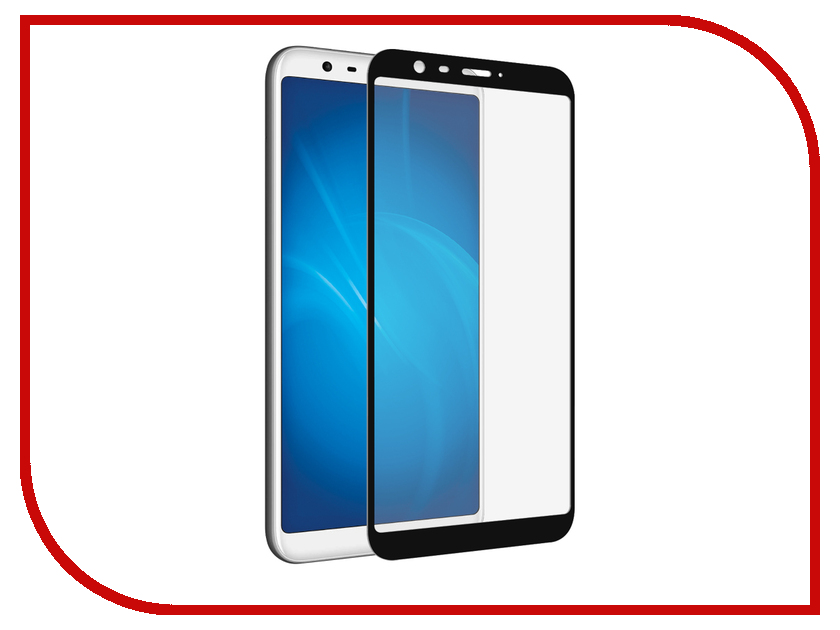 Аксессуар Защитное стекло для Meizu M8c Onext Black Frame 41825 top quality lcd display digitizer touch screen assembly for meizu u10 phone with frame free shipping with tools as gift