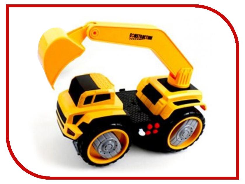 Игрушка Наша игрушка Грузовик с ковшом 6655-3 грузовик наша игрушка грузовик оранжевый 11579 1