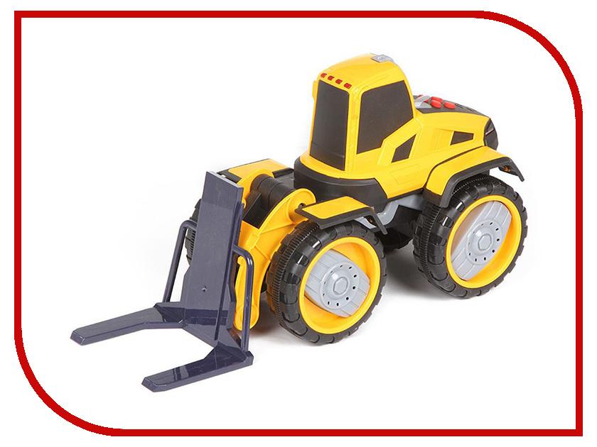 Игрушка Наша игрушка Погрузчик вилочный 6655-7 игрушка drift портальный погрузчик строительный 70397