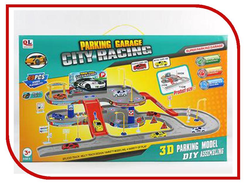 Игрушка Наша игрушка Автопаркинг Q75-7 игрушка
