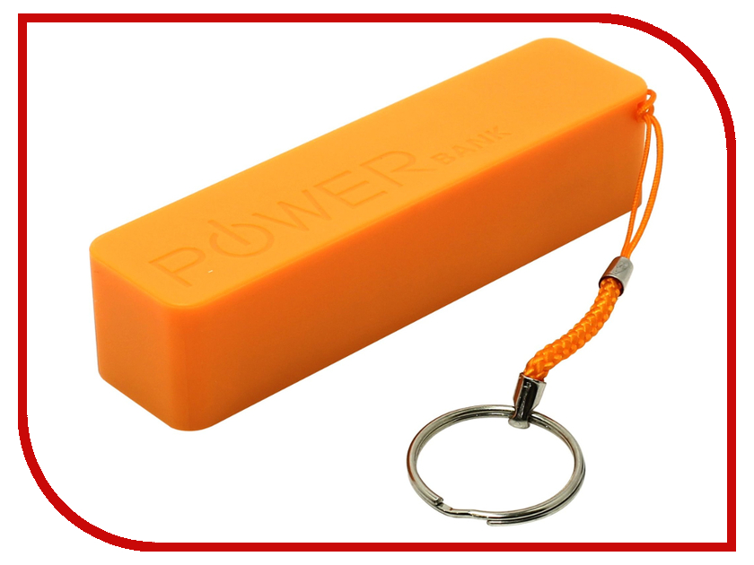 Аккумулятор KS-is KS-200 2200mAh Orange аккумулятор ks is ks 303 20000mah blue black yellow