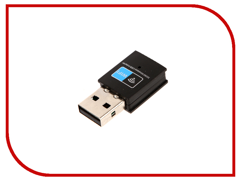 Wi-Fi адаптер KS-is KS-304 USB Wi-Fi цена