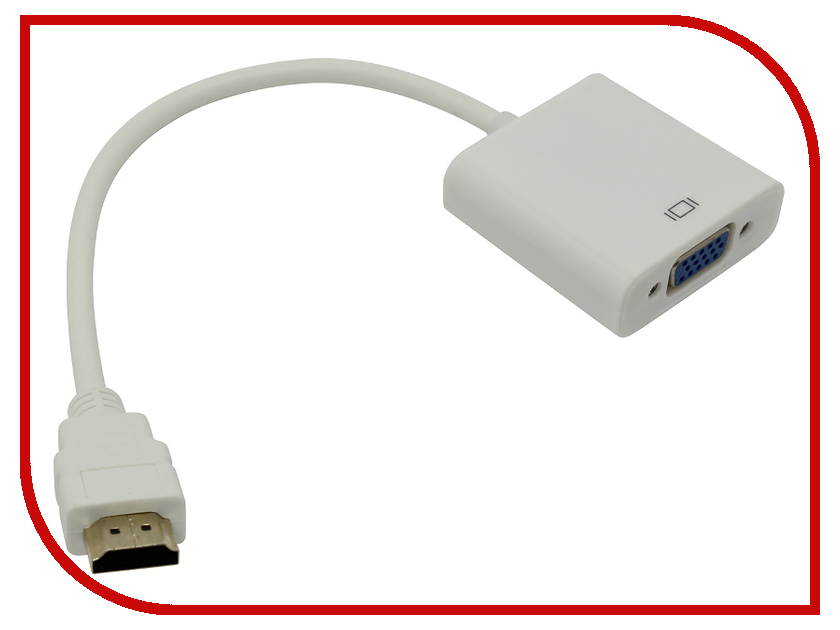 Аксессуар KS-is HDMI - VGA KS-315 аксессуар ks is forji ks 287