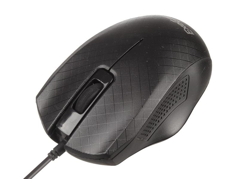 Мышь ExeGate SH-9027 Black