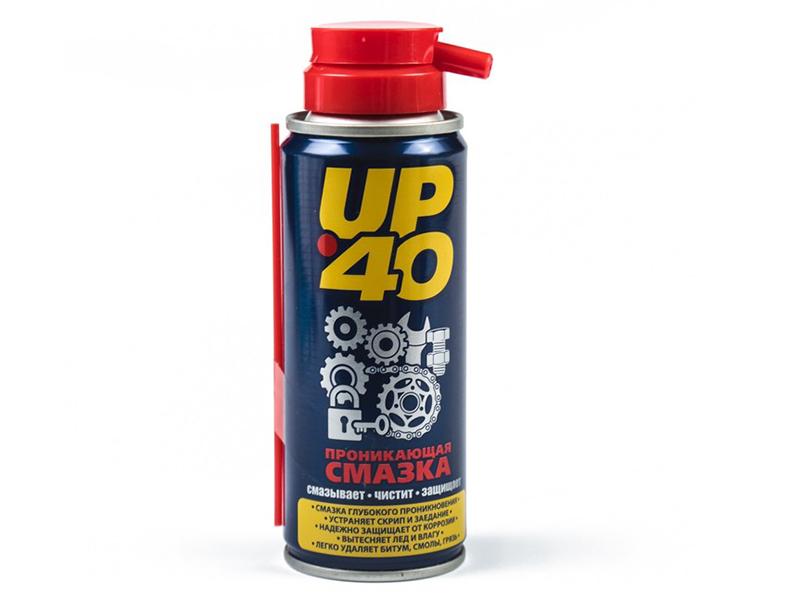 Проникающая смазка CityUp 120ml UP-40 фото