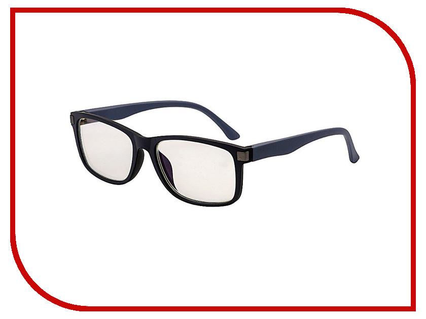 Очки компьютерные Defile D005-C4 Black-Blue aoxuanpindi d005 xxl