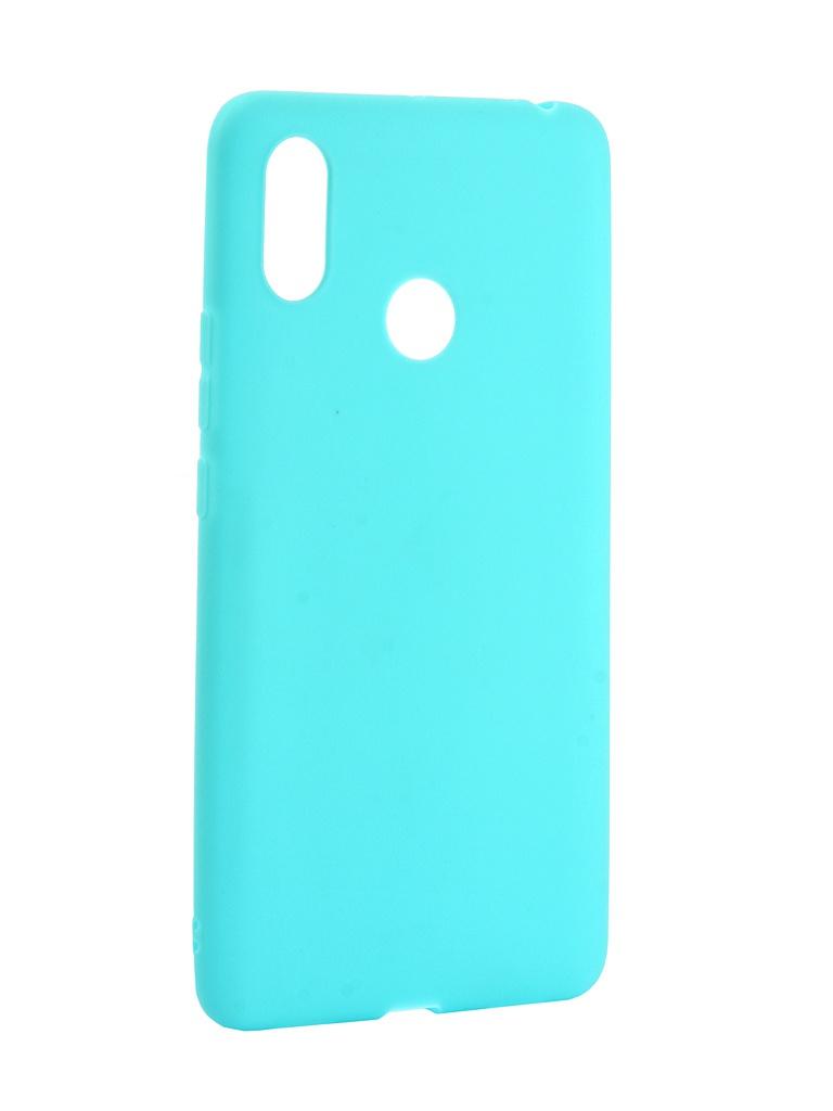 Аксессуар Чехол Zibelino для Xiaomi Mi Max 3 Soft Matte Turquoise ZSM-XIA-MAX3-TQS аксессуар чехол zibelino для huawei nova 4 2018 soft matte turquoise zsm hua nova4 tqs