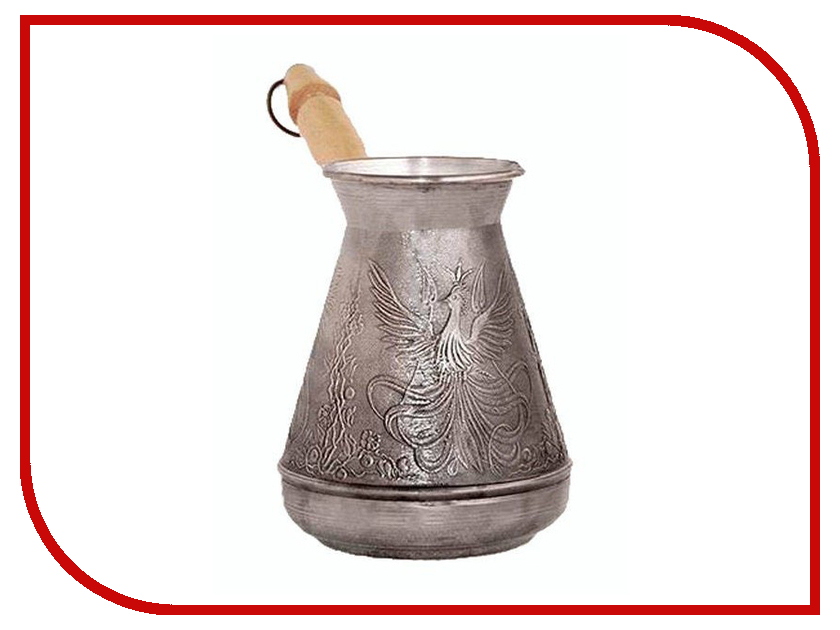 цены Турка Станица 600ml Silver ко-2606