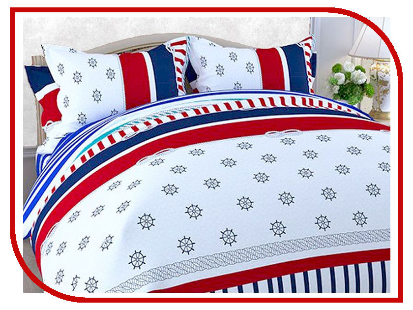 Постельное белье Эго Скерцо Комплект 2 спальный Бязь ЭБ-2019-02 постельное белье эго комплект 1 5 спальный полисатин