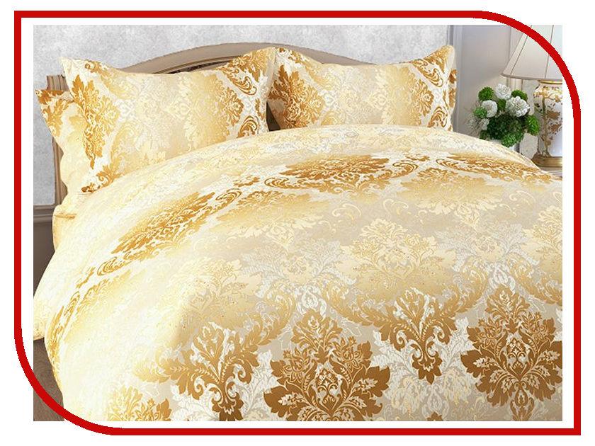 Постельное белье Эго Кантата Комплект 2 спальный Бязь ЭБ-2018-02 постельное белье эго комплект 1 5 спальный полисатин