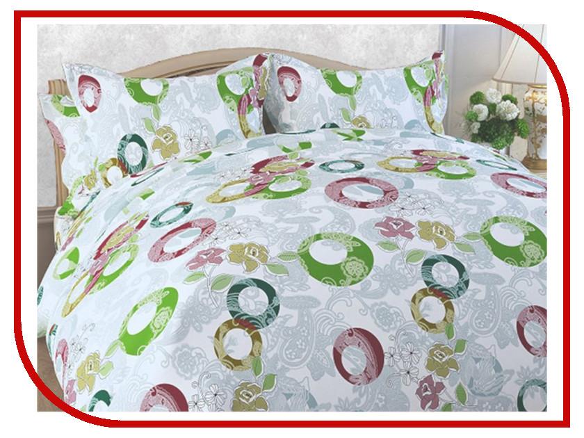 Постельное белье Эго Сюита Комплект 1.5 спальный Бязь ЭБ-2015-01 постельное белье эго комплект 1 5 спальный полисатин