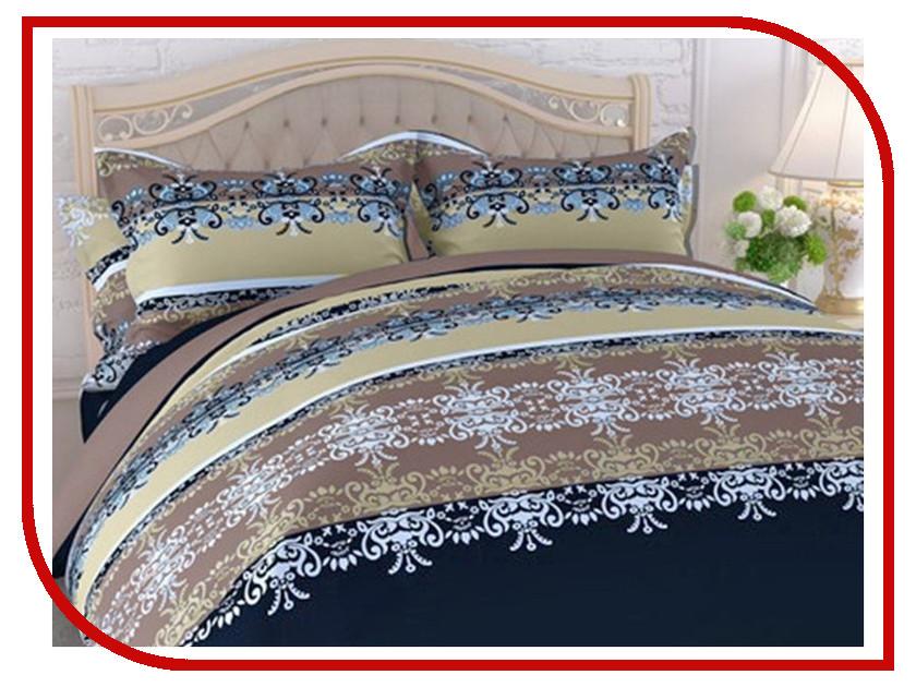 Постельное белье Эго Прелюдия Комплект 1.5 спальный Бязь ЭБ-2010-01 постельное белье эго комплект 1 5 спальный полисатин