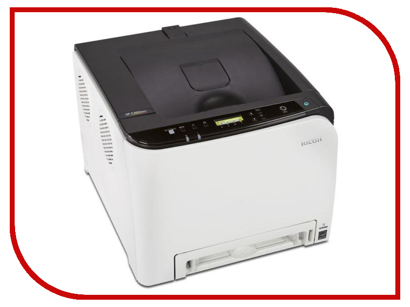 Принтер Ricoh SP C260DNw цена