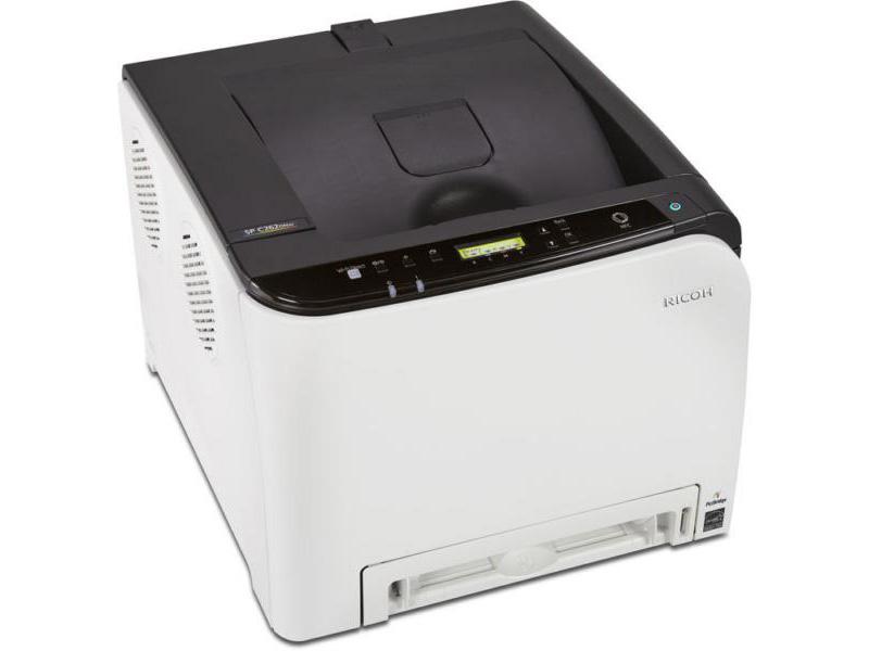 Принтер Ricoh SP C260DNw принтер ricoh принтер ricoh sp c262dnw 408141