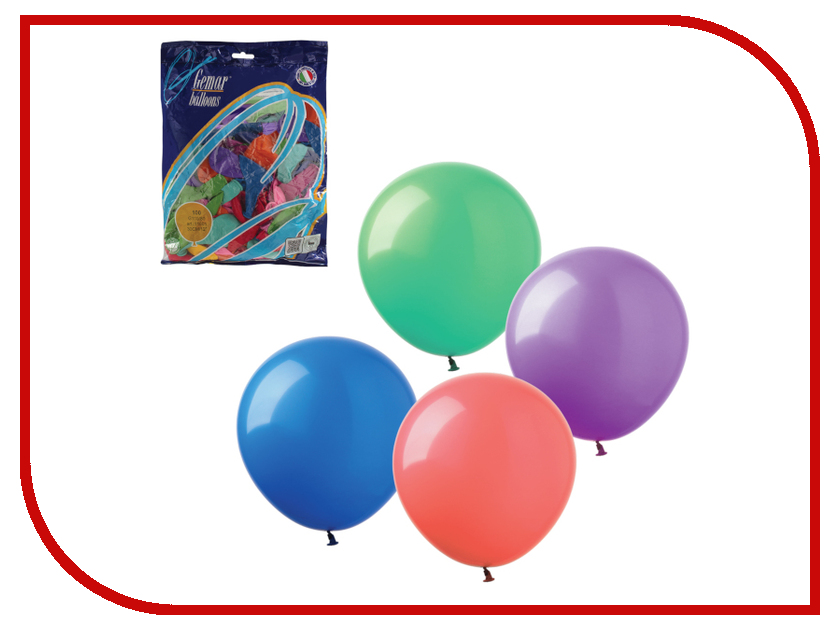 Набор воздушных шаров Веселая затея 12-inch 100шт Пастель Ассорти 1101-0006 462 008 0006 01aa thick film gwe 462 008 0006 01aa