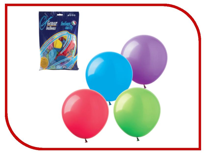 Набор воздушных шаров Веселая затея 9-inch 100шт Пастель Ассорти 1101-0023 new original 9 7 inch tablet lcd screen tm097tdh02 free shipping