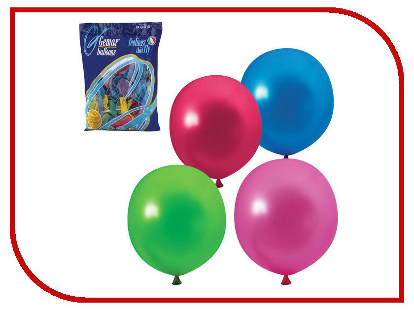 Набор воздушных шаров Веселая затея 12-inch 100шт Металлик Ассорти 1101-0004 original new free shipping auo 12 1 inch dual lamp lcd screen auo 12 1 inch g121sn01 v0 v1 v3