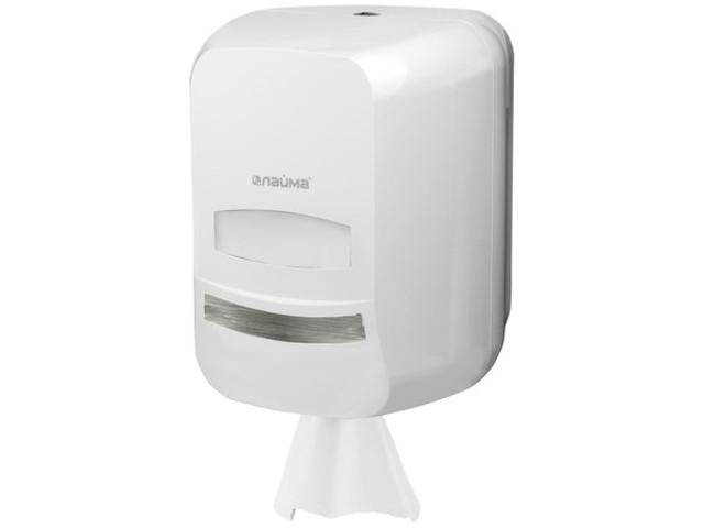 Дозатор Лайма Professional White для полотенец 601430