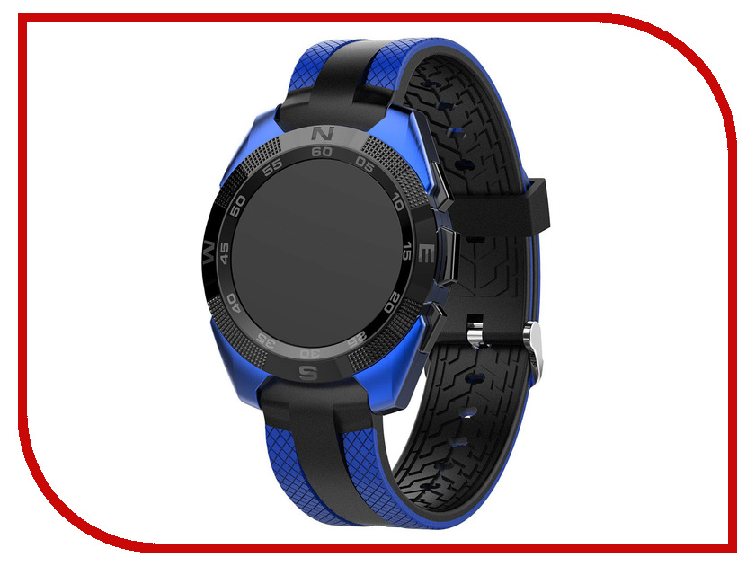 Умные часы Prolike PLSW7000BL Blue prolike plsw90bl light blue
