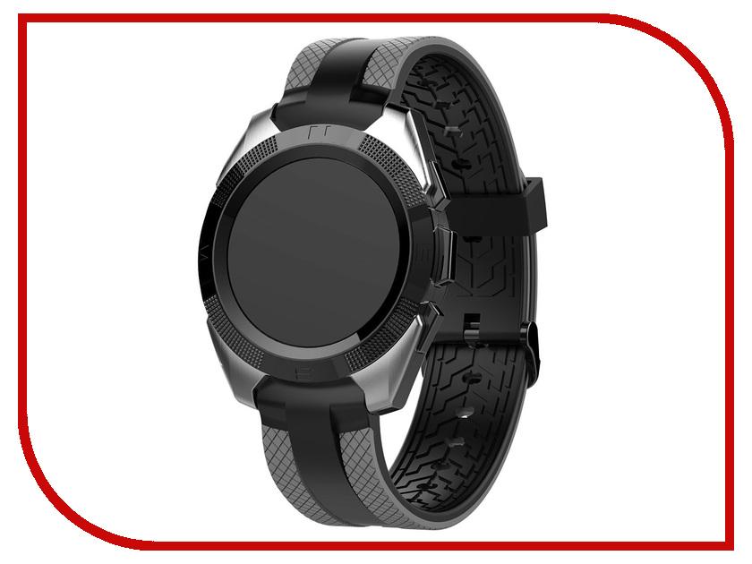Умные часы Prolike PLSW7000GR Black-Grey prolike 4k plac001bk black экшн камера