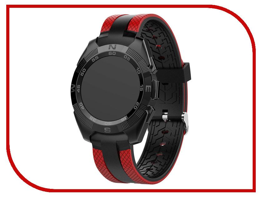 Умные часы Prolike PLSW7000RD Black-Red prolike 4k plac001bk black экшн камера