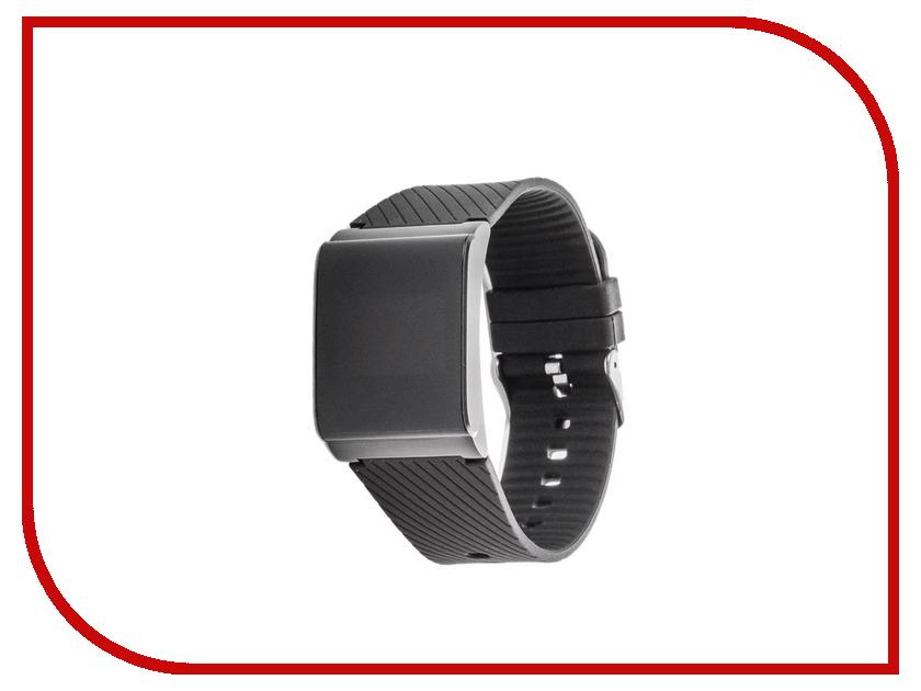 Умные часы Prolike PLSW3000C Black prolike 4k plac001bk black экшн камера
