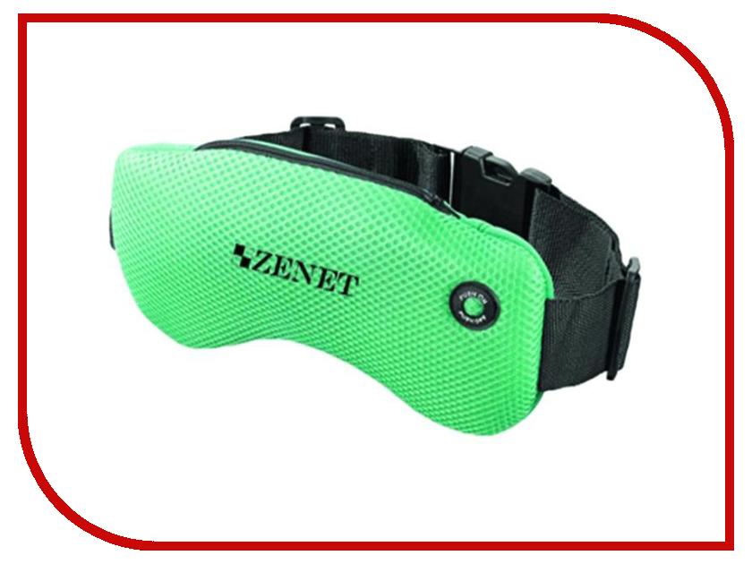 Массажер Zenet ZET-741 Green свитшот print bar zet arc warden