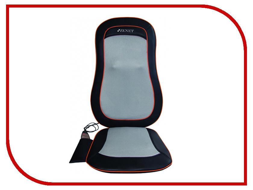 Массажер Zenet ZET-828 Black-Gray накидка массажная zenet zet 828