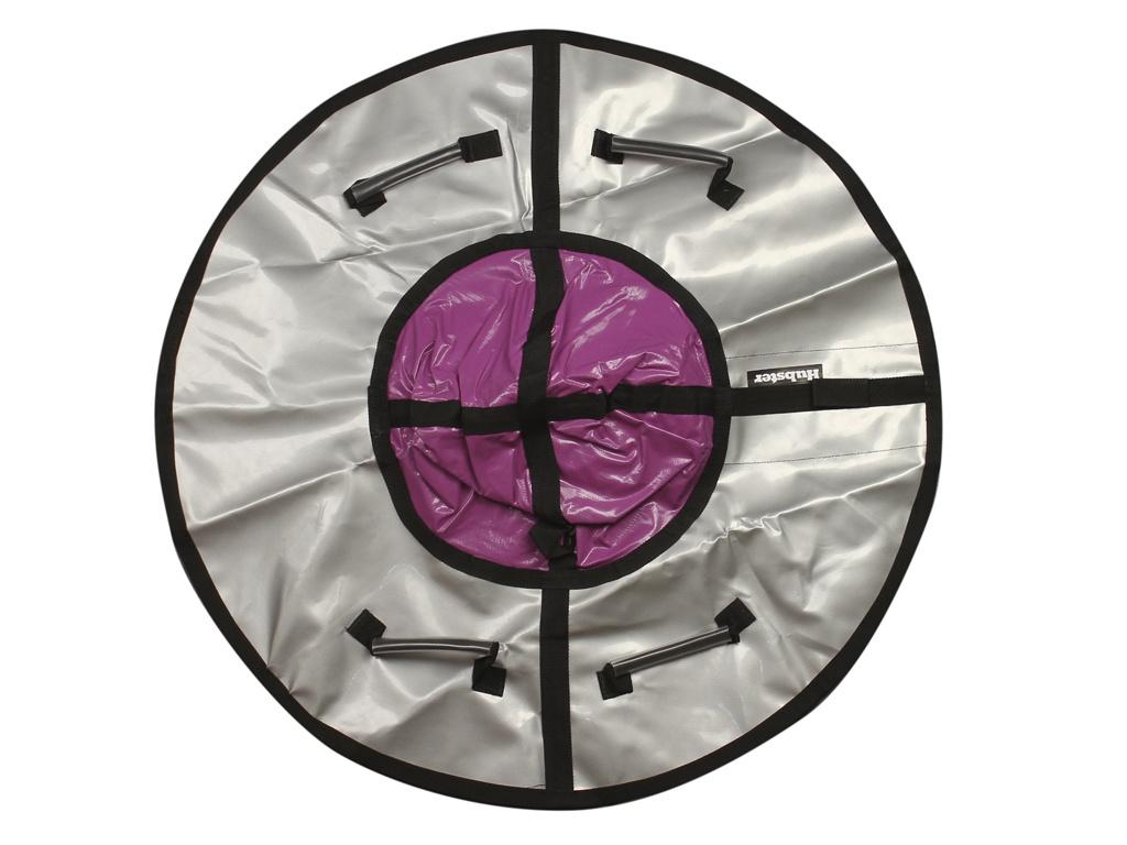 Тюбинг Hubster Ринг 90cm Grey-Violet 4312-1 цена