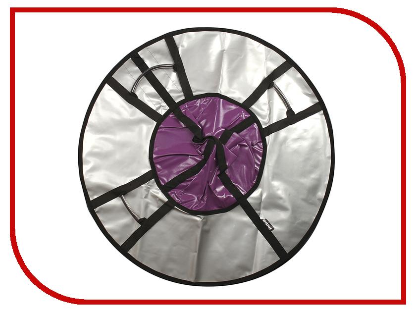 все цены на Тюбинг Hubster Ринг Pro 120cm Grey-Violet ВО4365-3 онлайн