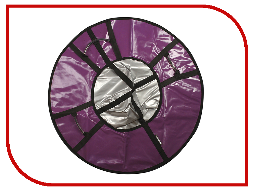все цены на Тюбинг Hubster Ринг Pro 120cm Violet-Grey ВО4687-3 онлайн