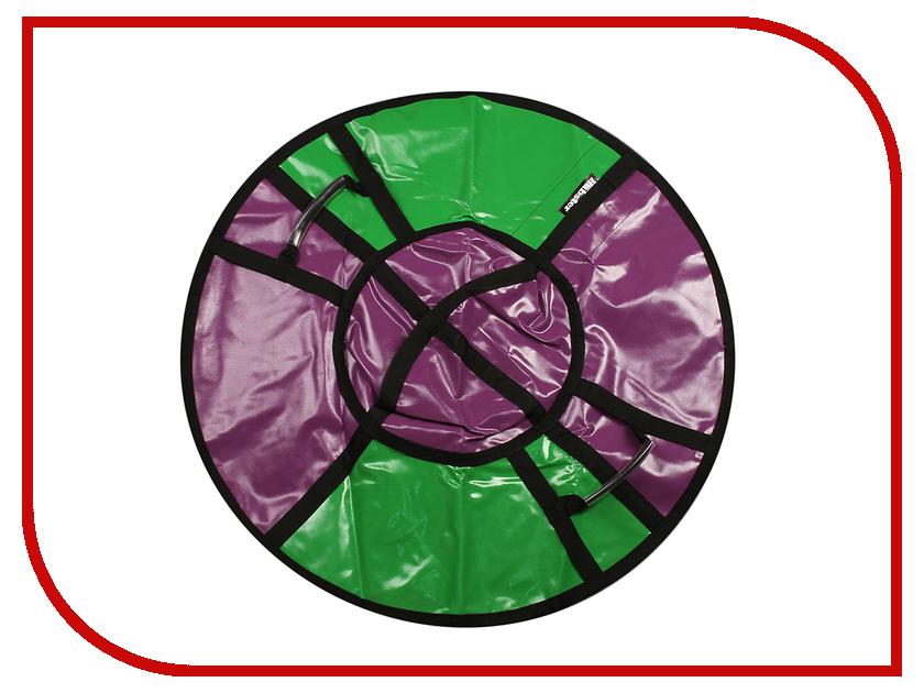 Тюбинг Hubster Sport Pro 90cm Violet-Green ВО4198-4 цена и фото