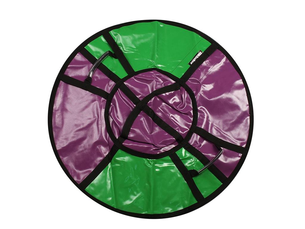 Тюбинг Hubster Sport Pro 90cm Violet-Green ВО4198-4