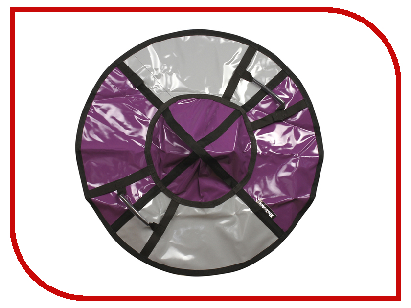 Тюбинг Hubster Sport Pro 90cm Violet-Grey ВО4199-4 тюбинг hubster sport plus красный синий 90см во4188 3
