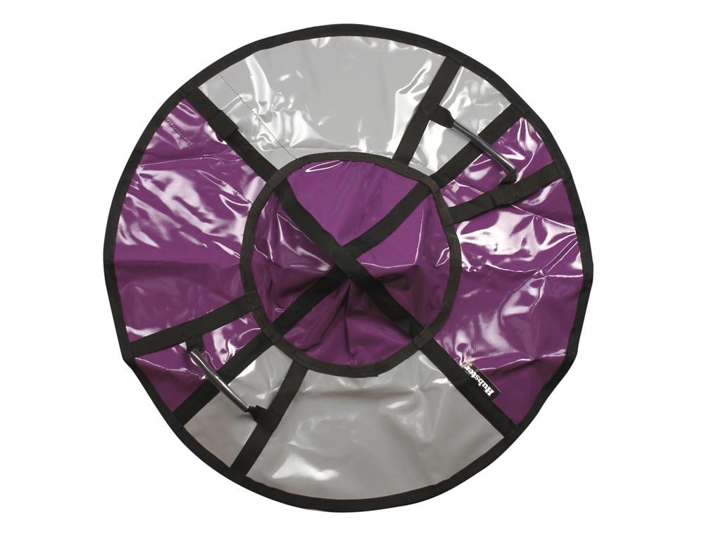 цена на Тюбинг Hubster Sport Pro 90cm Violet-Grey ВО4199-4