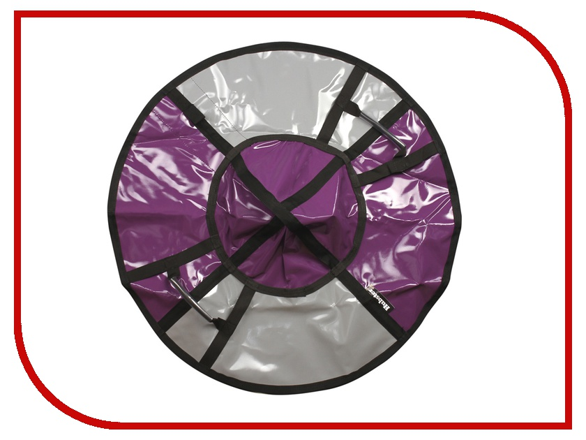 Тюбинг Hubster Sport Pro 105cm Violet-Grey ВО4199-1 тюбинг hubster sport plus красный синий 90см во4188 3