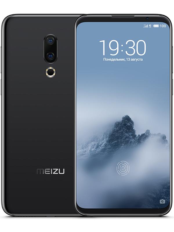 Сотовый телефон Meizu 16th 8Gb RAM 128Gb Midnight Black сотовый телефон meizu m5s 16gb silver