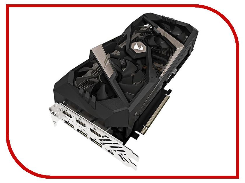 где купить Видеокарта GigaByte GeForce RTX 2080 AORUS 1845Mhz PCI-E 3.0 8192Mb 14000Mhz 256 bit USB-C HDMI 3xDP GV-N2080AORUS-8GC дешево