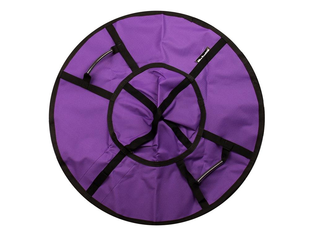Тюбинг Hubster Хайп 90cm Violet ВО4281-1