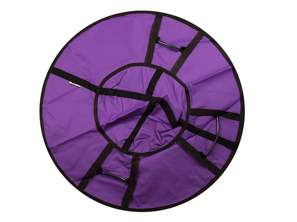 Тюбинг Hubster Хайп 120cm Violet ВО4281-3