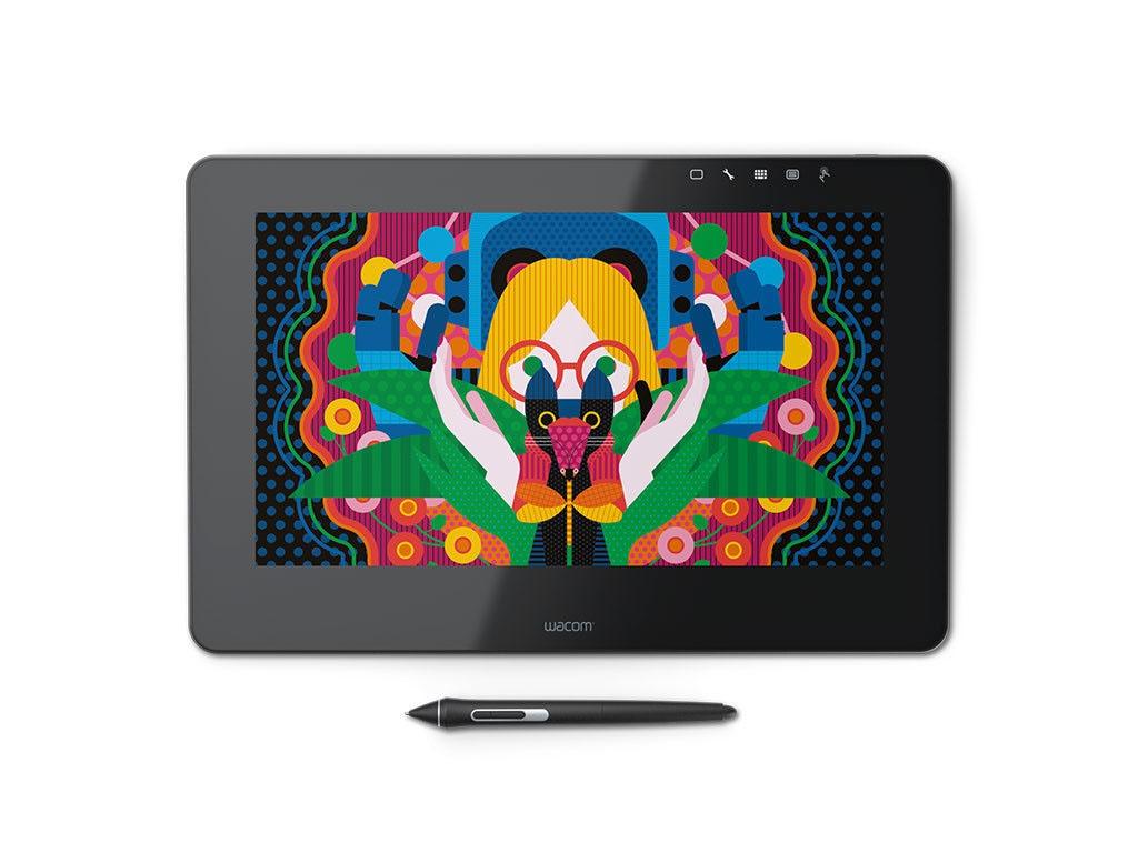 Графический планшет Wacom Cintiq Pro 13 FHD DTH-1320A-RU
