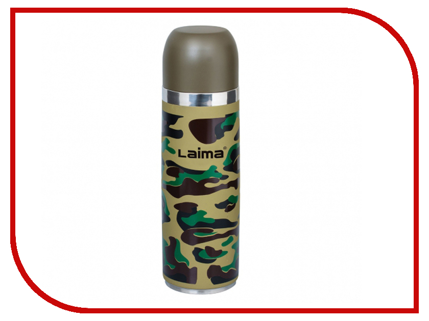 Термос Лайма 500ml Khaki 601409 шампунь other queen sland 500ml