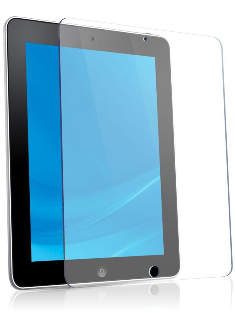Аксессуар Защитна плёнка Gurdini для APPLE iPad 2/3/4 240022 матовая аксессуар parktool напольный двойной с двумя зажимами 100 3d ptlprs 2 2 2