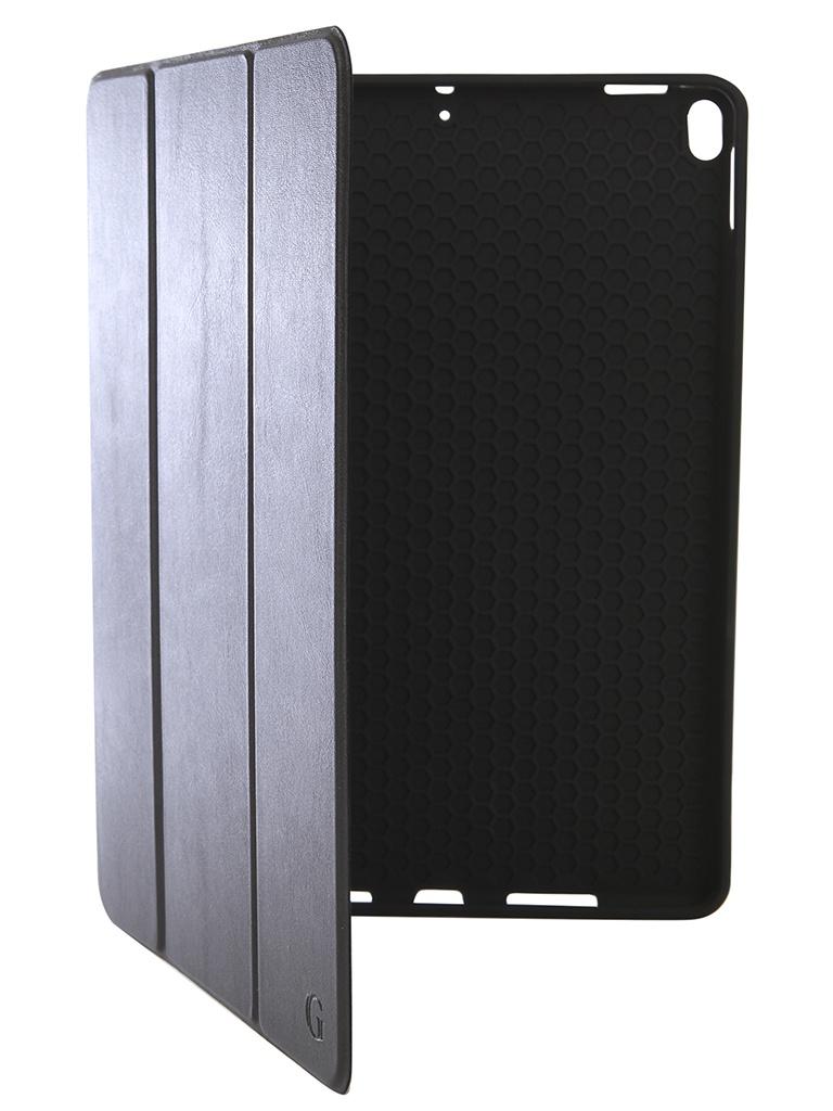 Аксессуар Чехол для APPLE iPad Pro 2017 10.5 Gurdini Leather with Apple Pencil Black 907373 аксессуар чехол twelve south pencilsnap для apple pencil brown 12 1747