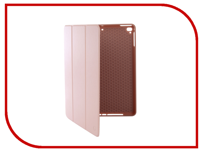Аксессуар Чехол для APPLE iPad Air/Air2/Pro9.7/NEW 9.7 2017-2018 Gurdini Leather with Apple Pencil Pink Sand 907384 new genuine leather men shoulder bags 100