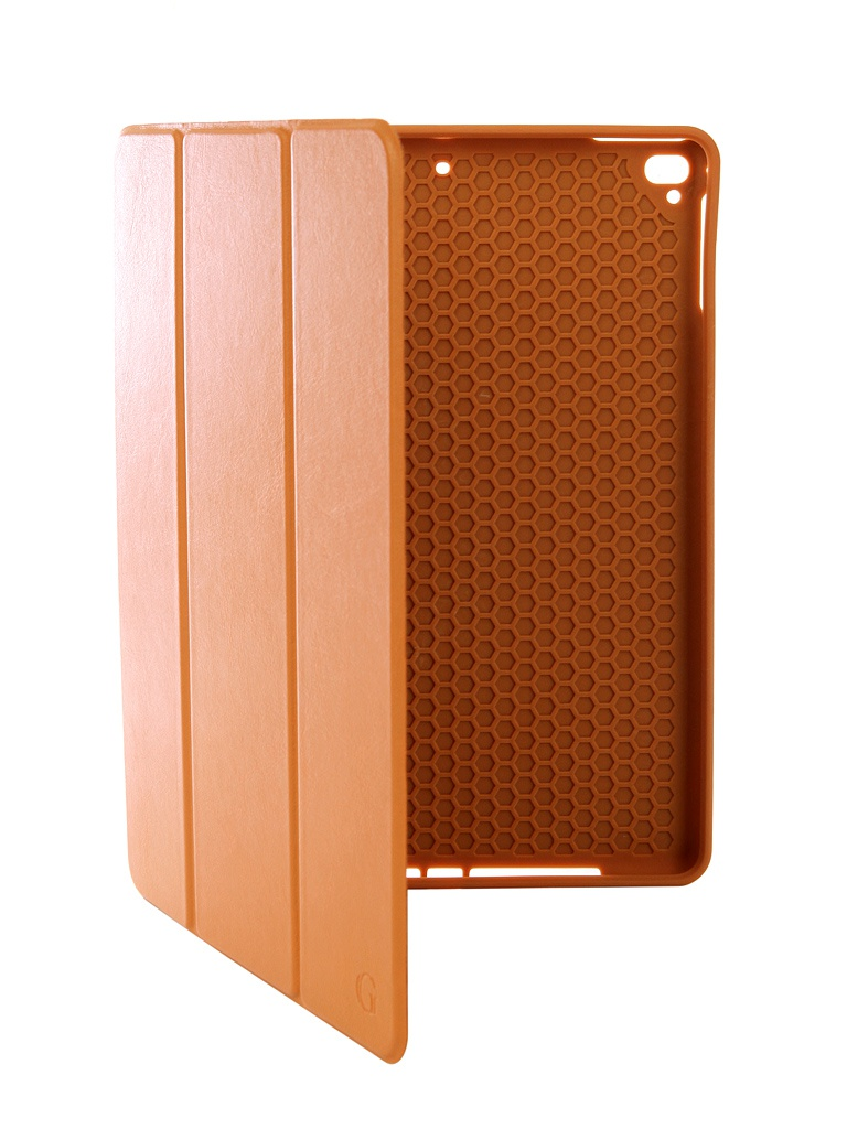 Чехол Gurdini для APPLE iPad Air/Air2/Pro9.7/NEW 9.7 2017-2018 Leather with Apple Pencil Light-Brown 907388