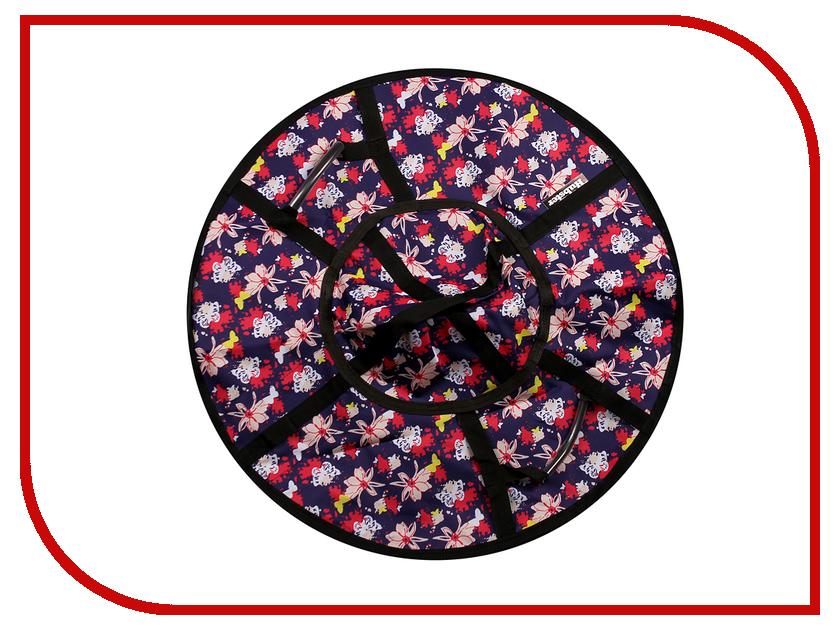 цена на Тюбинг Hubster Люкс Pro Flowers 105cm ВО4665-3